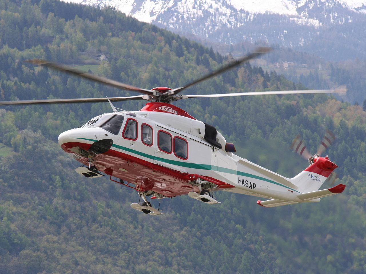 Elicottero Aw139 : Caduto un elicottero del sei morti metro news