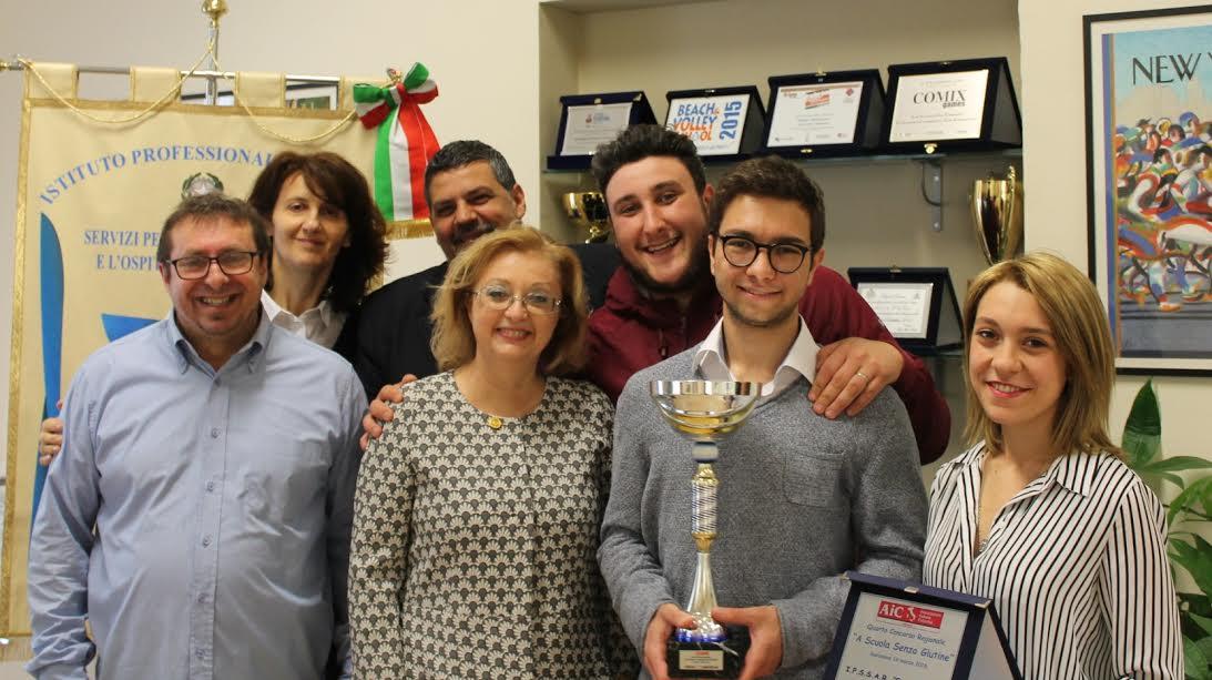 Foto premiati con dirigente Di Pietro1