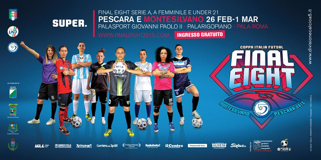 Final Eight donne