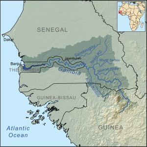 Gambiarivermap