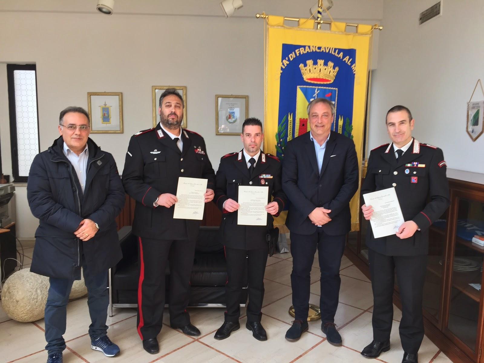 francavilla carabinieri